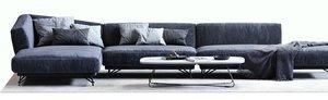 italia sofa 3D model