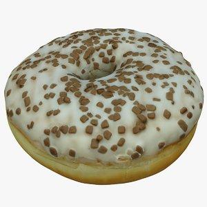donut mc 3D