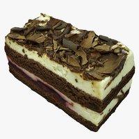 3D cake mc