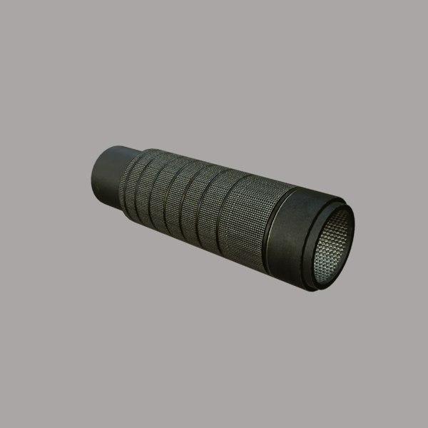 3D flash hider dark