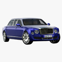 2017 Bentley Mulsanne Limousine