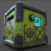 01_Sci_Fi_Cargo_Container_01
