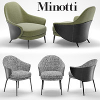 Minotti angie set by GamFratesi design