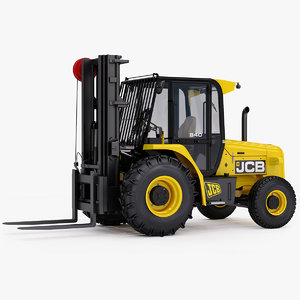 3D 940 rough terrain forklift