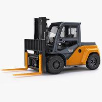 Forklift Toyota Tonero 70