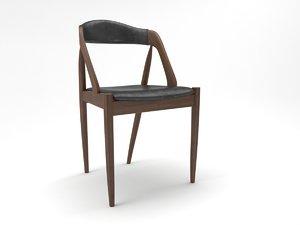 kai kristiansen chair 3D model