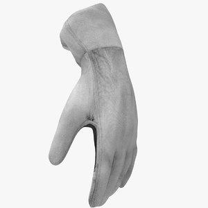 3D protective glove v2 model