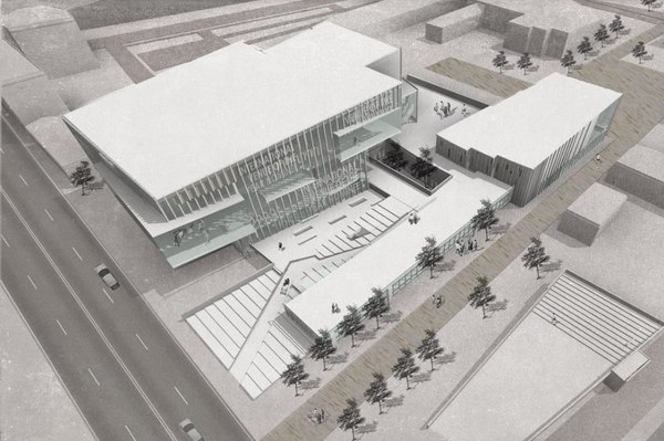 3D theatre houses