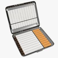 cigarette case 3D