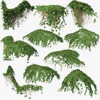 3D ivy p3 model