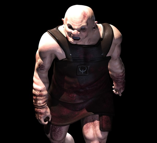 3D quake ogre old included