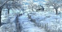 Snow House Environment