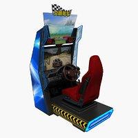arcade racing model
