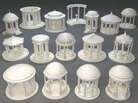 Rotundas - 16 pieces