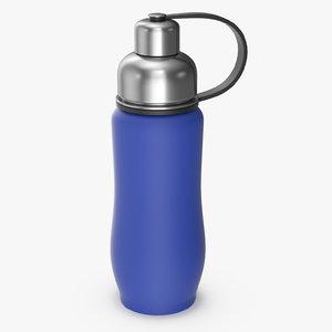 3D sports bottle