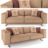 3D sofa armchair convention
