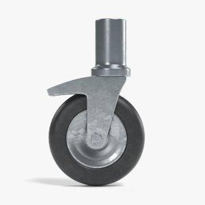 3D wheel pbr