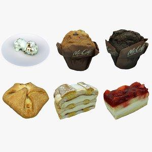 cake mc 3D model