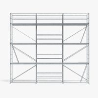 scaffolding pbr 3D