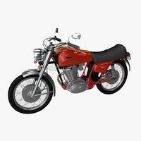 3ds max ducati 450 mark 1968
