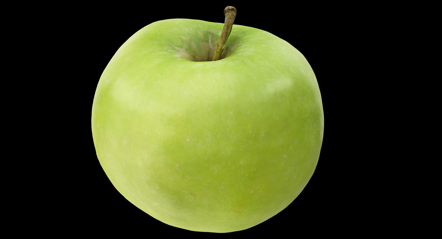 apple granny smith 04 model