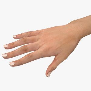 australian female hand australia model