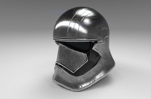 phasma helmet model