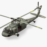 uh-60 black hawk model