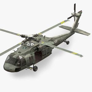 uh-60 black hawk model