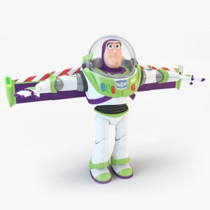 buzz lightyear model