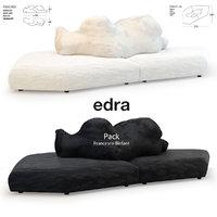Edra Pack Sofa