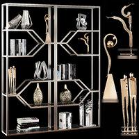 decorative set 47 3D model