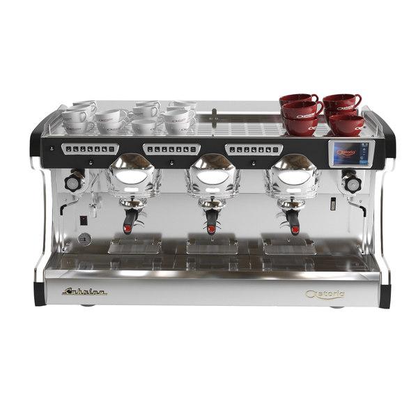 3D astoria sabrina coffee machine model