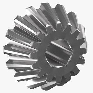 3D pinion bevel gear 01