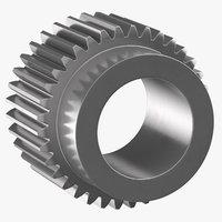 3D spur gear 02