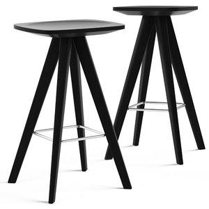 cult living argo bar stool model