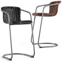 loftdesigne stool 4040 3D model