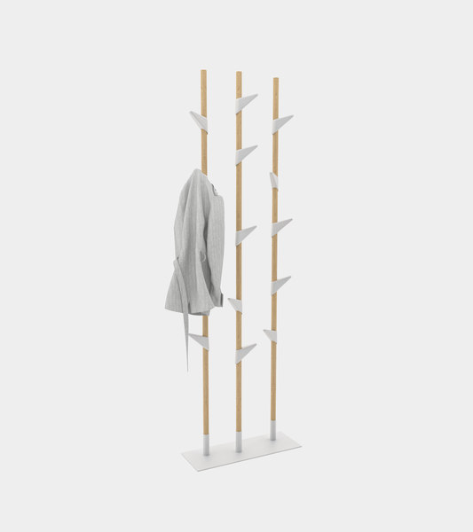 standing wardrobe modeled model