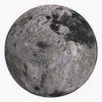 The Moon 8K