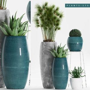 3D plant 175