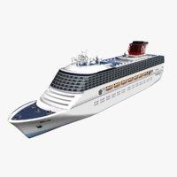 Zenith Cruiser Passenger Ship