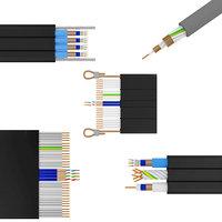 cables elevator 3D model