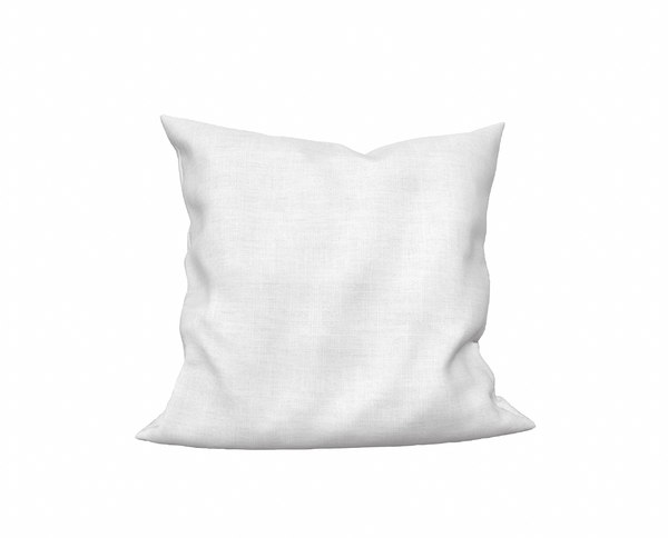 3D solid pillow 16 model