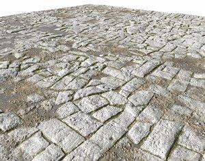 Old Floor Seamless 3 PBR