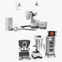 3D surgical systems