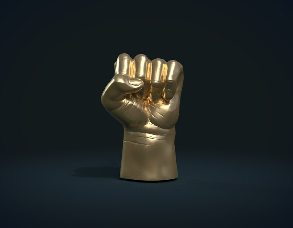 hand arm anatomy model