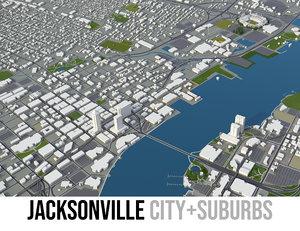 city jacksonville model