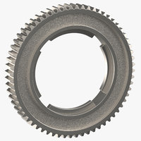 3D spur ring gear 03