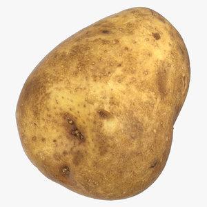 3D potato 02