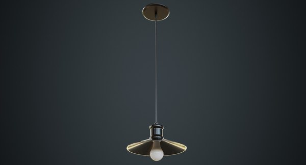 hanging lamp 4a 3D